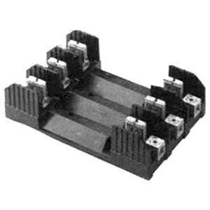 bussmann h25060 3c fuse block 3 pole 31 60 amp 250 volt ac fuse rh usesi com