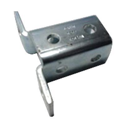 B Line B272zn Zinc Electroplated Steel 8 Hole Double Wing