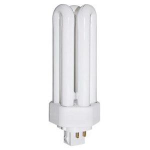 GE Lighting 97627 Dimmable T4 Compact Fluorescent Lamp 18 Watt 4-Pin ...