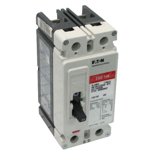 eaton ehd2030 panel mount type ehd molded case circuit ... 30 amp 240 volt schematic wiring 30 amp 480 volt fuse box