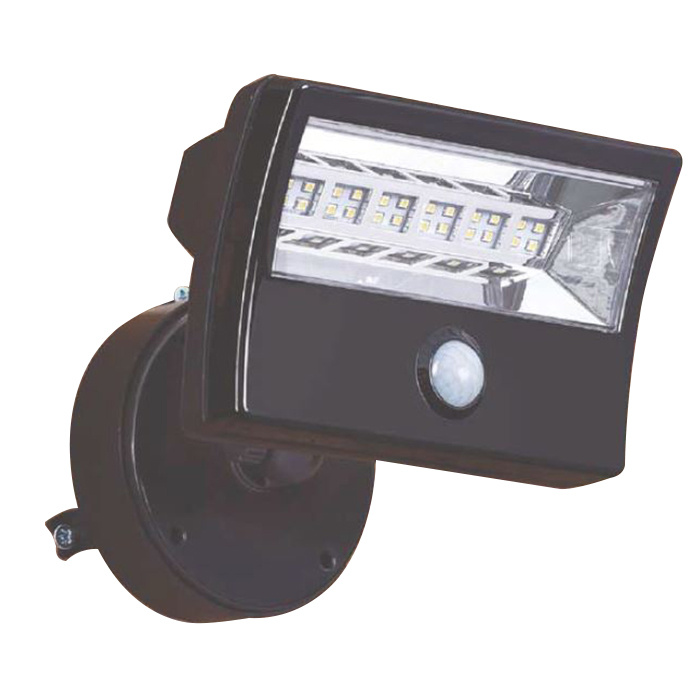 Mightylite 264BLK 24-Light LED Security Flood Light With