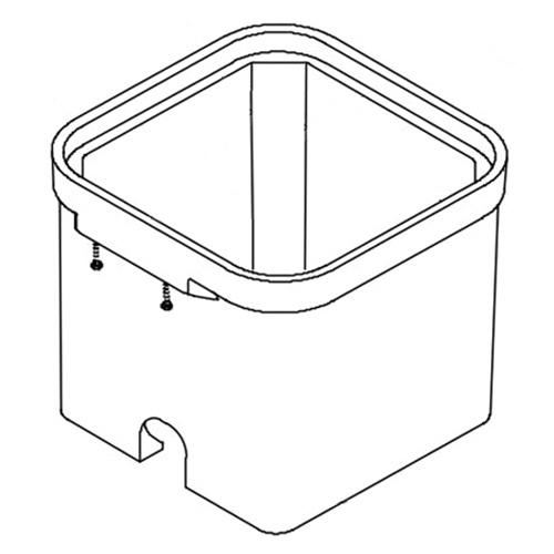 quazite pg2424ba24 precast polymer concrete fiberglass