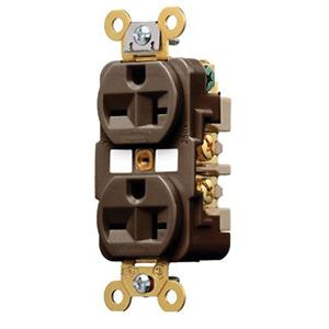 Hubbell-Wiring HBL5462 Specification Grade Extra Heavy-Duty Straight on