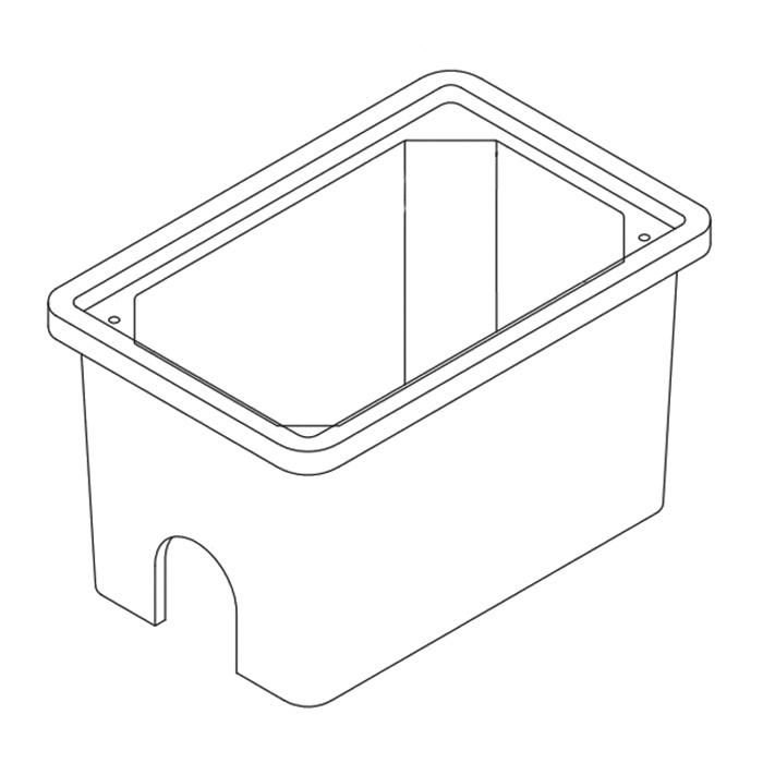 quazite pc1118ba12 precast polymer concrete fiberglass