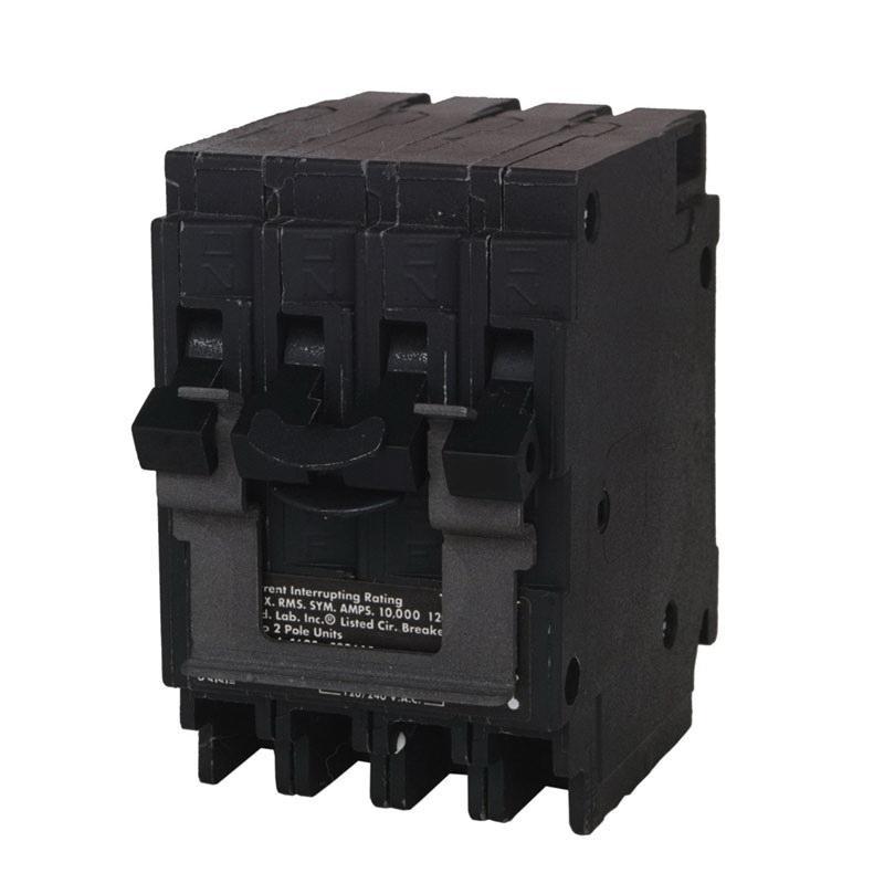 Murray MP230240CT2 Plug-In Mount Type MH-T Quadplex Circuit Breaker ...