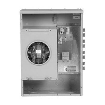GE Industrial TMPR12140RB 1-Phase Ringless Socket Meter Stack Module