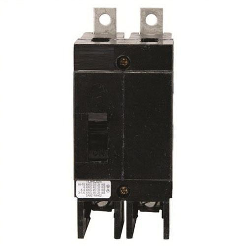 Eaton GHB2070 Bolt-On Mount Type GHB Molded Case Circuit Breaker 2-Pole 70 Amp 277/480 Volt AC 125/250 Volt DC