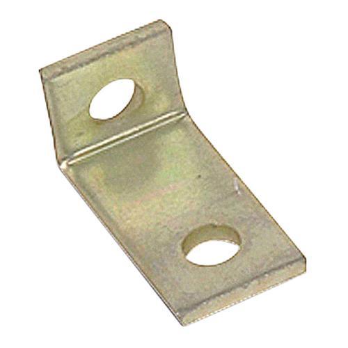 Thomas & Betts B915 Galv-Krom® 1/4 Inch Steel 2 Hole Angle Connector Kindorf®