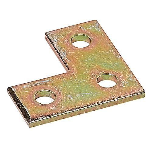 Thomas & Betts B-936 Galv-Krom® 3/16 Inch Steel Angle Plate Connector Kindorf®