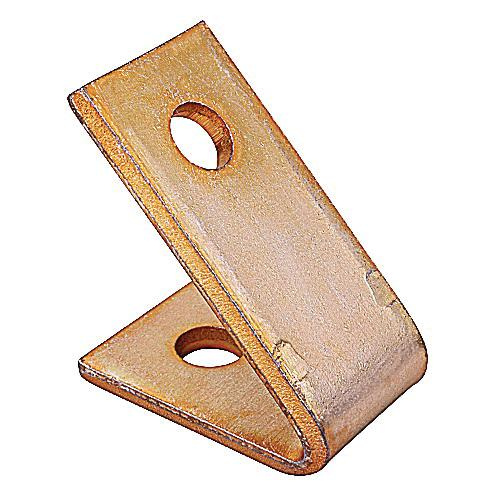 Thomas & Betts B-939 Galv-Krom® 1/4 Inch Steel 45 Degree Closed Angle Connector Kindorf®