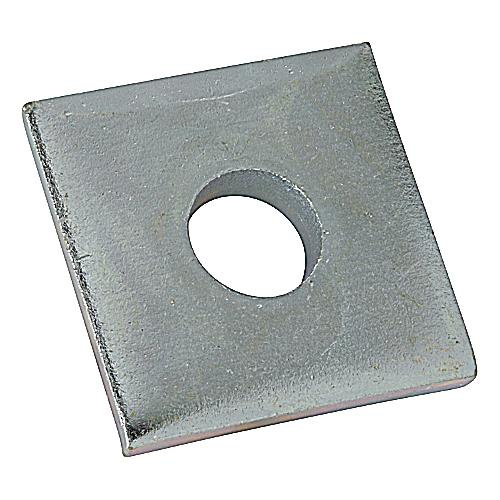 Thomas & Betts H119C Galv-Krom® Steel Square Washer 3/8 Inch Kindorf®