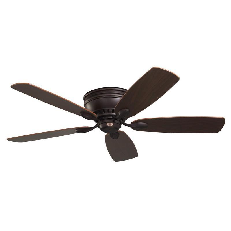 Emerson CF905ORB Prima Snugger Ceiling Fan 52 Inch 5 Blade 4 Speed Oil Rubbed Bronze