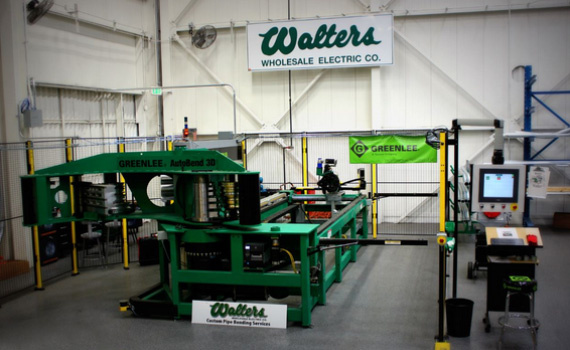 Walters Auto Bend 3D