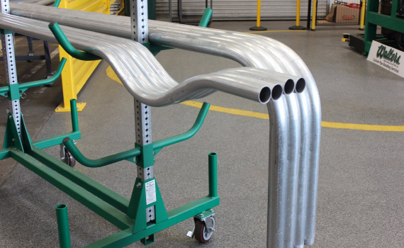 Walters Pipe Bends on cart3