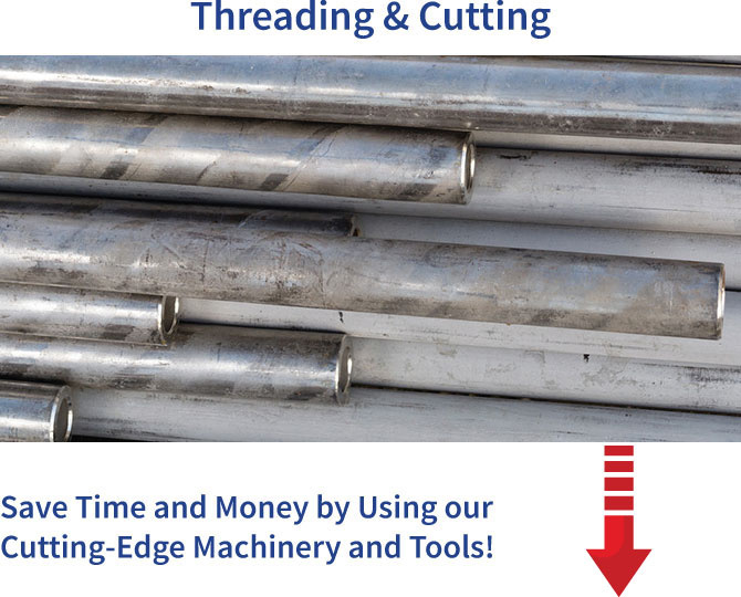 Pipe Threading & Cutting