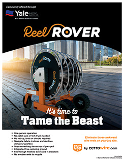 Reel Rover at Yale