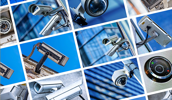 Low Voltage Security Cameras