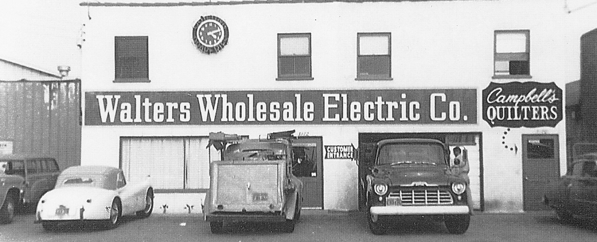 Early Walters Store Front