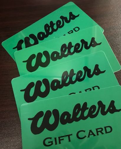 Walters Gift Cards