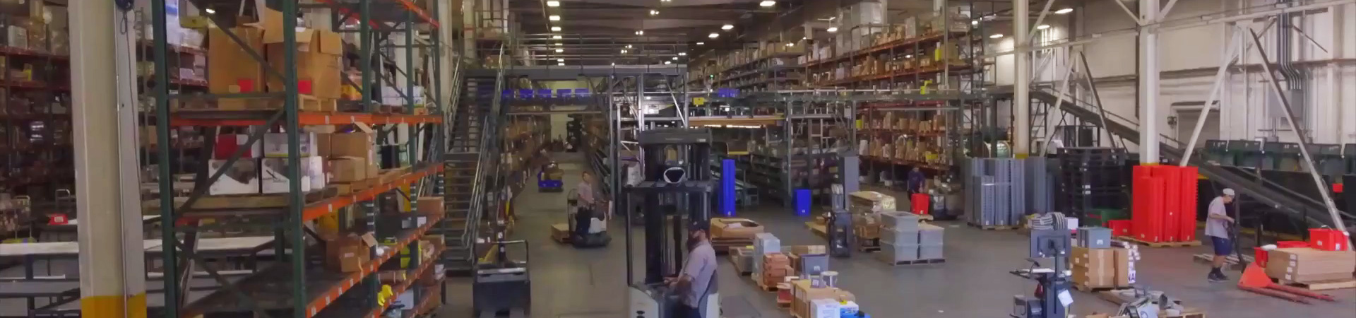 take a virtual tour of our central distribution center